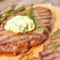 idealny stek